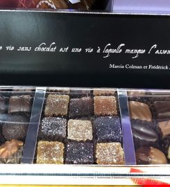 CHOCOLATERIE GALLAND